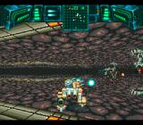Soulstar SEGA CD Level 3 is where you finally get to use the walker mode.