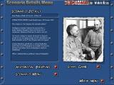 Uncommon Valor: Campaign for the South Pacific Windows Scenario details menu