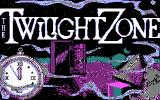 The Twilight Zone DOS Main Title (CGA)