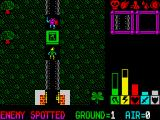 Lords of Chaos ZX Spectrum Enemy spotted