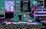 The Twilight Zone DOS Game Start (CGA)