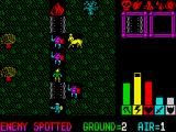 Lords of Chaos ZX Spectrum Battle on road
