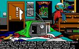 The Twilight Zone DOS Game Start (EGA/VGA)