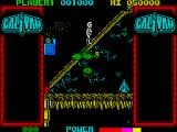 Galivan ZX Spectrum Climbing. Green things hurts me.