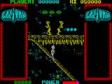 Galivan ZX Spectrum A dangerous place