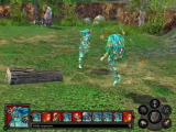 Heroes of Might and Magic V: Tribes of the East Windows Faeries deadly duel