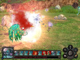 Heroes of Might and Magic V: Tribes of the East Windows Explosion!