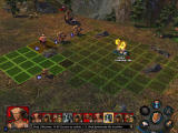 Heroes of Might and Magic V: Tribes of the East Windows Next enemies - ghosts