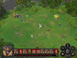 Heroes of Might and Magic V: Tribes of the East Windows Sabotage gremlins - weak but annoying enemy.