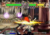 Guilty Gear PlayStation Explosion hit