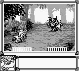 Another Bible Game Boy Unicorn's duel