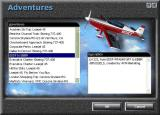 Airline Flights 2 Windows The adventures can be loaded individually or all at once. They appear in the simulator's library using names based on the airport departure and destination codes.