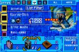 Yu-Gi-Oh! The Eternal Duelist Soul Game Boy Advance Edit your deck in the deck editor