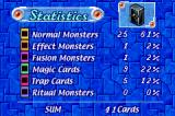 Yu-Gi-Oh! The Eternal Duelist Soul Game Boy Advance After editing your deck, check the deck's statistics to help you decide if it is the way you want it