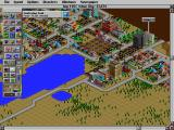 SimCity 2000 DOS Power plant is gone