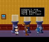 The Adventures of Rocky and Bullwinkle and Friends SNES No comments..