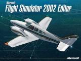 Microsoft Flight Simulator 2002: Professional Edition Windows One of the new features introduced in the Professional version is an editor. This is it's start up screen.