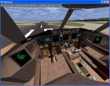 FlightGear Windows A tutorial for this specific aircraft lets us look through the various cockpit parts. At the top menu right is a custom item for this aircraft.