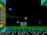 Nonterraqueous ZX Spectrum Enemy is fast, escapes from my bullets