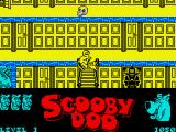 Scooby-Doo ZX Spectrum Scooby lost life on stairs