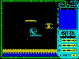 Zub ZX Spectrum On moving platform