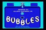 Midway Arcade Treasures Xbox Bubbles start screen