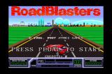 Midway Arcade Treasures Xbox RoadBlasters start screen
