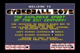 Midway Arcade Treasures 2 Xbox Cyberball 2072 start screen