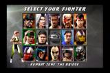 Midway Arcade Treasures 2 Xbox Mortal Kombat 3 character selection