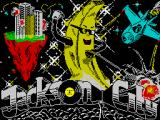 Jackson City ZX Spectrum Title screen