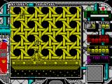 Jackson City ZX Spectrum Triple-cannon enemies