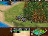Age of Empires II: The Age of Kings Windows Single woman has no hope...