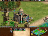Age of Empires II: The Age of Kings Windows Fast attack on temple
