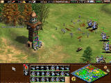 Age of Empires II: The Age of Kings Windows Defence tower... to destroy