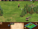 Age of Empires II: The Age of Kings Windows Artillery defense is weak.