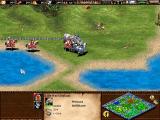 Age of Empires II: The Age of Kings Windows Typical battle