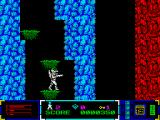 Poseidon: Planet Eleven ZX Spectrum Way back is long
