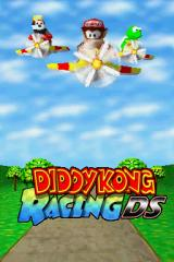Diddy Kong Racing DS Nintendo DS Title screen