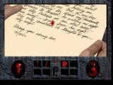 Roberta Williams' Phantasmagoria DOS Marie's letter