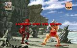 Savage Warriors DOS Sword is better than spear in hand combat