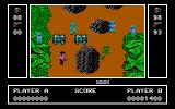 Ikari Warriors PC Booter Get the tank (EGA)