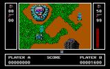 Ikari Warriors PC Booter Smash the enemies! (EGA)