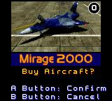 AirForce Delta Game Boy Color Buy mirage