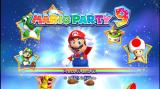 Mario Party 9 Wii Title screen