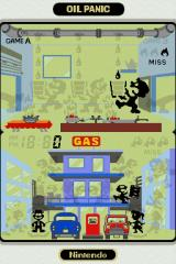 Game & Watch Collection Nintendo DS Oil Panic