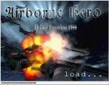 Airborne Hero D–Day Frontline 1944 Windows Splash, title & loading screen