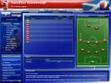 Championship Manager 2010 Windows Team tactics can be set up here