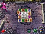 Saban's Power Rangers: Time Force Windows The Pink Ranger's challenge is to remove all the tiles in this Mah Jongg style game so that the buried artifact can be recovered