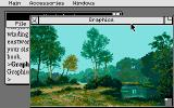 Wonderland Atari ST Starting game (low res, 16 colors)