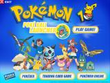 Pokémon: Poké Ball Launcher Windows Title screen